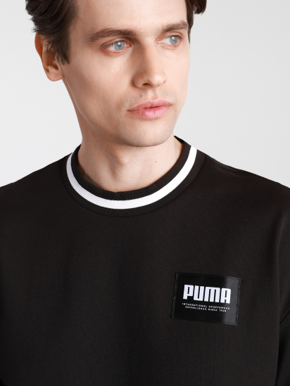 Футболка PUMA SUMMER COURT Crew модель 84581401 — фото 3 - INTERTOP