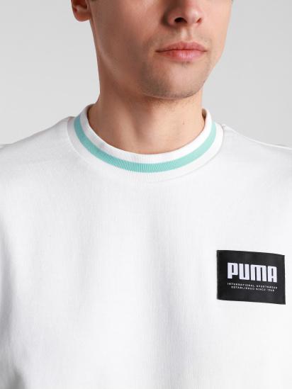 Футболка PUMA SUMMER COURT Crew модель 84581402 — фото 3 - INTERTOP