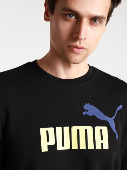 Світшот PUMA ESS+ 2 Col Big Logo модель 58676301 — фото 3 - INTERTOP