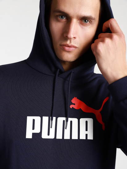 Худі PUMA ESS+ 2 Col Big Logo модель 58676506 — фото 3 - INTERTOP