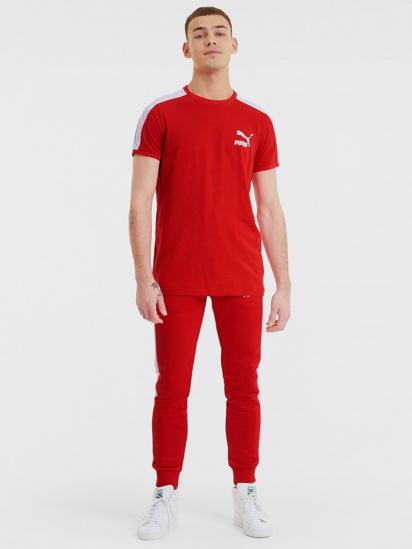 Спортивні штани PUMA Iconic T7 модель 53009811 — фото 3 - INTERTOP