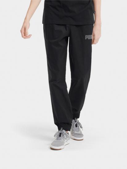 Спортивні штани PUMA MODERN BASICS модель 58580501 — фото - INTERTOP
