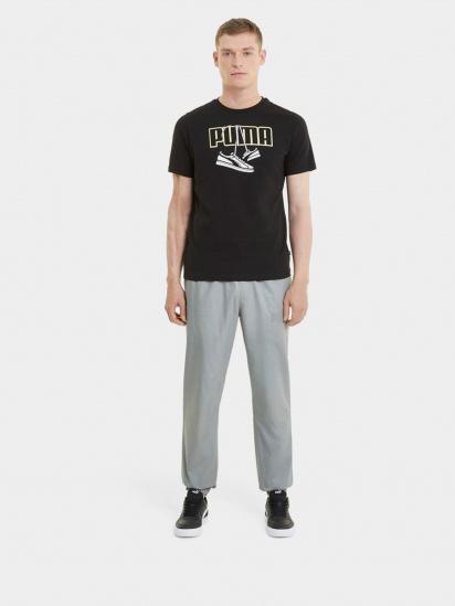 Спортивні штани PUMA MODERN BASICS модель 58580508 — фото 3 - INTERTOP
