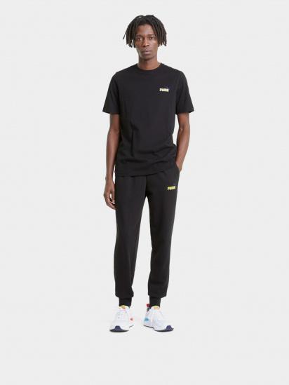 Спортивні штани PUMA ESS+ 2 Col модель 58676801 — фото 3 - INTERTOP