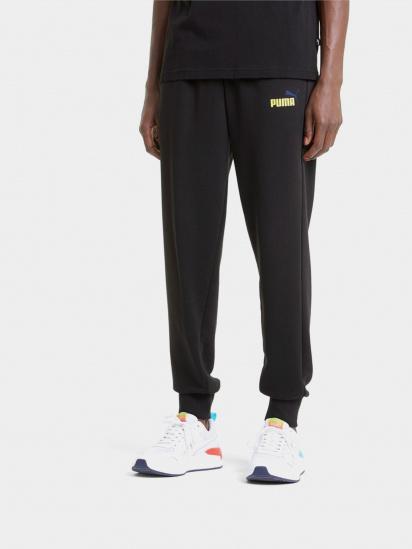 Спортивні штани PUMA ESS+ 2 Col модель 58676801 — фото - INTERTOP