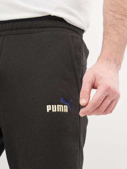 Спортивні штани PUMA ESS+ Embroidery модель 58718701 — фото 5 - INTERTOP