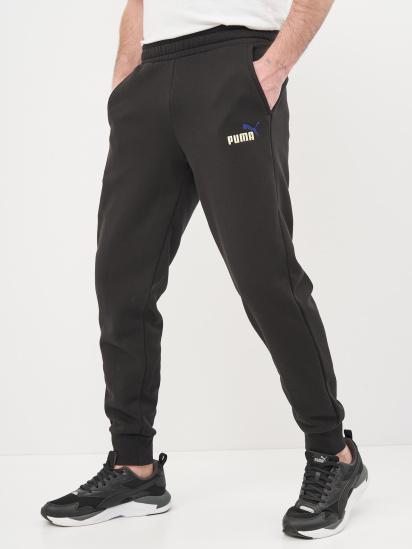 Спортивні штани PUMA ESS+ Embroidery модель 58718701 — фото - INTERTOP