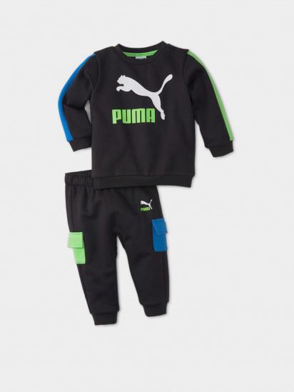Спортивний костюм PUMA Minicats CLSX Crew Jogger модель 53181601 — фото - INTERTOP