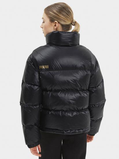 Куртка PUMA Shine Down модель 58222001 — фото 2 - INTERTOP