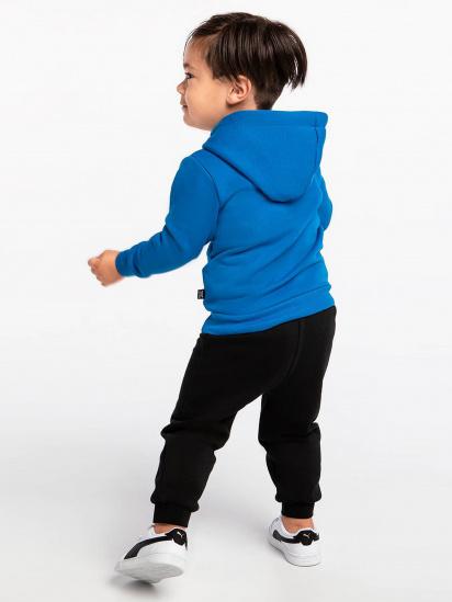 Спортивні штани PUMA ESS Logo Pants FL cl B модель 58697301 — фото 4 - INTERTOP
