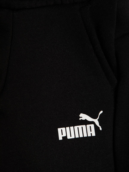 Спортивні штани PUMA ESS Logo Pants FL cl B модель 58697301 — фото 5 - INTERTOP