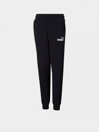 Спортивні штани PUMA ESS Logo Pants FL cl B модель 58697301 — фото - INTERTOP