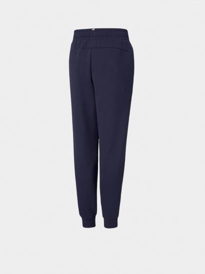 Спортивні штани PUMA ESS Logo Pants модель 58697306 — фото 2 - INTERTOP