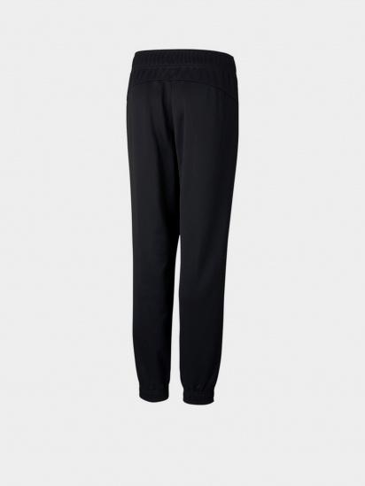Спортивні штани PUMA ACTIVE Tricot Pants модель 58698401 — фото 2 - INTERTOP