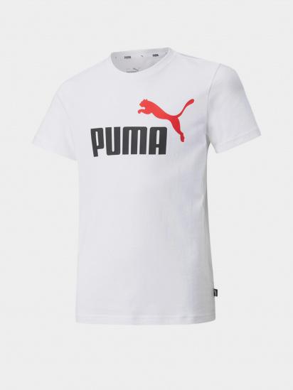 Футболка PUMA ESSENTIALS + модель 58698557 — фото 3 - INTERTOP