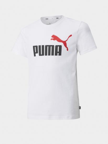 Футболка PUMA ESSENTIALS + модель 58698557 — фото - INTERTOP