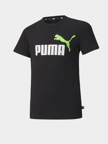 Футболка PUMA ESSENTIALS + модель 58698586 — фото - INTERTOP
