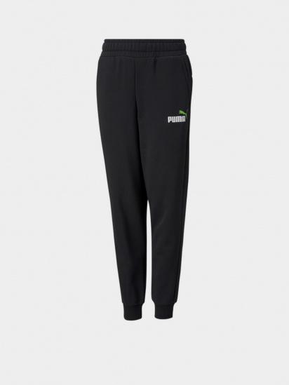 Спортивні штани PUMA ESS+ 2 Col Logo Pants FL cl B модель 58698851 — фото - INTERTOP