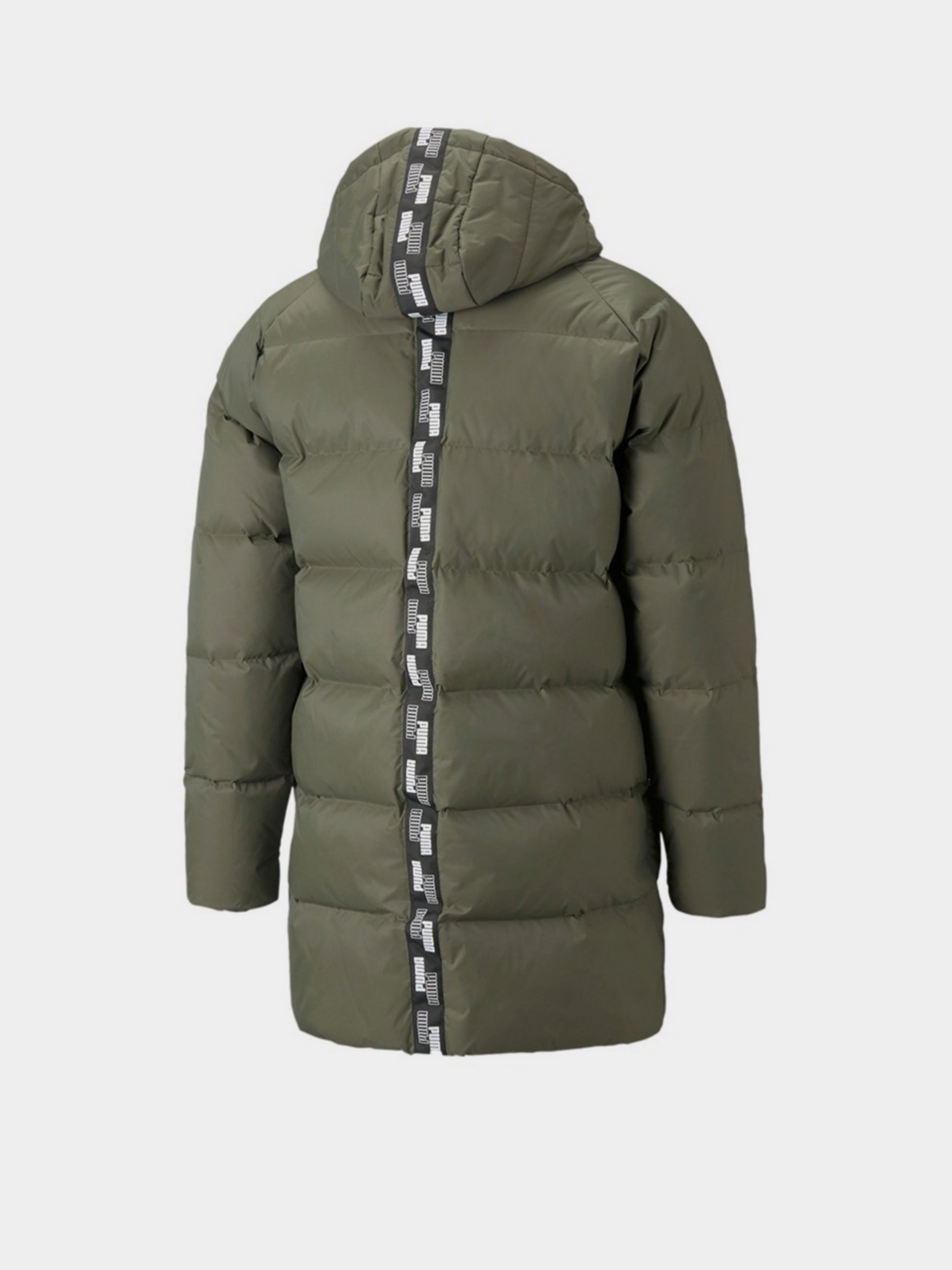 PUMA Solid Down Coat  Пуховик 58772044