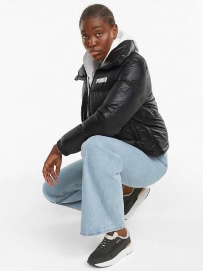Пуховик PUMA Style Down Jacket модель 58772401 — фото 3 - INTERTOP