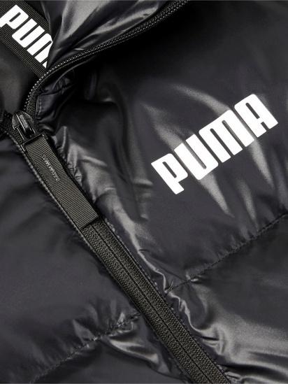 Пуховик PUMA Style Down Jacket модель 58772401 — фото 4 - INTERTOP