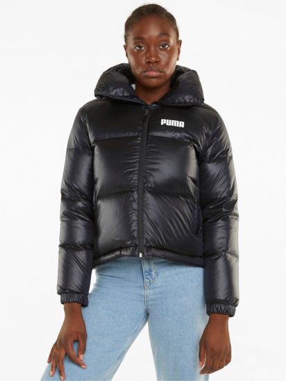 Пуховик PUMA Style Down Jacket модель 58772401 — фото - INTERTOP