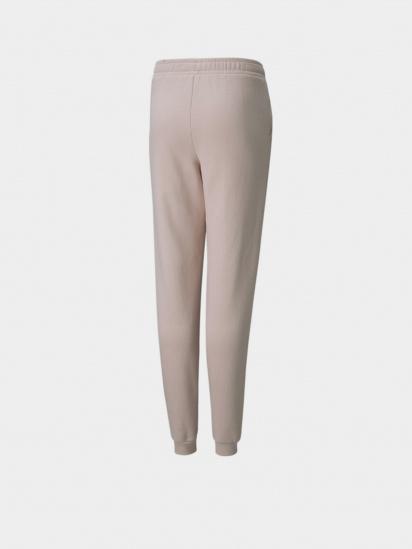 Спортивні штани PUMA Alpha Sweatpants модель 58923536 — фото 2 - INTERTOP