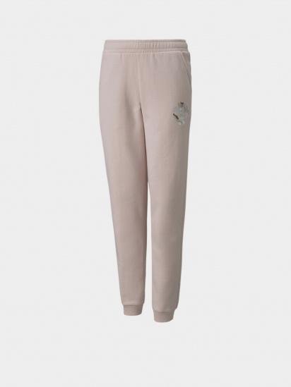 Спортивні штани PUMA Alpha Sweatpants модель 58923536 — фото - INTERTOP