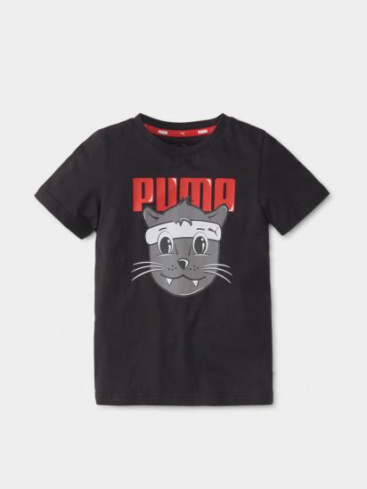 Футболка PUMA Lil Puma Tee модель 58924801 — фото - INTERTOP