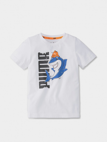 Футболка PUMA Lil Puma Tee модель 58924802 — фото - INTERTOP