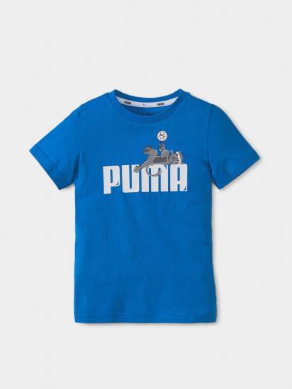Футболка PUMA Lil Puma Tee модель 58924863 — фото - INTERTOP