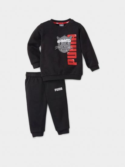 Спортивний костюм PUMA Infant Logo Tracksuit модель 58925201 — фото - INTERTOP