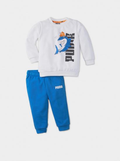Спортивний костюм PUMA Infant Logo Tracksuit модель 58925202 — фото - INTERTOP
