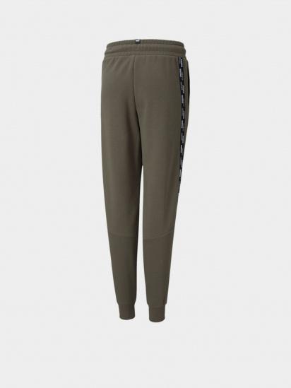 Спортивні штани PUMA OWER Sweatpants модель 58930844 — фото 2 - INTERTOP