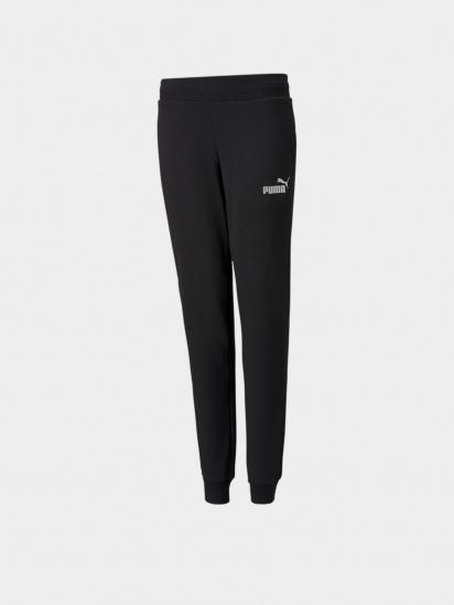 Спортивні штани PUMA Essentials+ Youth модель 84580801 — фото - INTERTOP