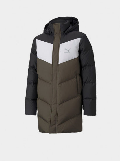 Зимова куртка PUMA Long Down Coat модель 53219244 — фото - INTERTOP