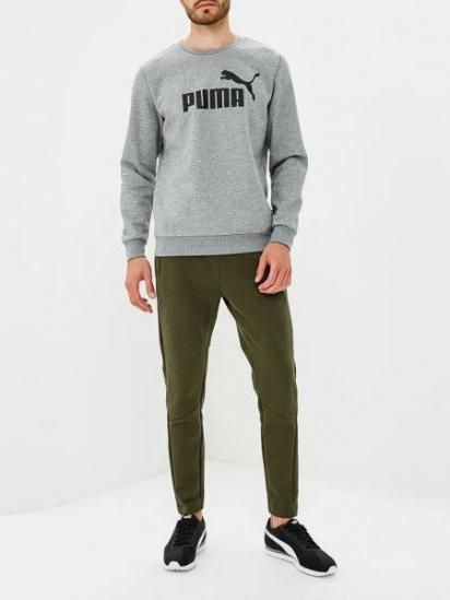 PUMA Кофта спорт чоловічі модель 85174703 відгуки, 2017