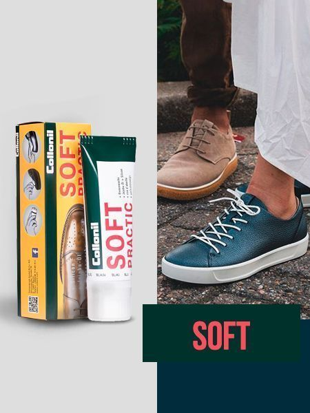 Крем для взуття  Collonil модель 546 soft practic - фото