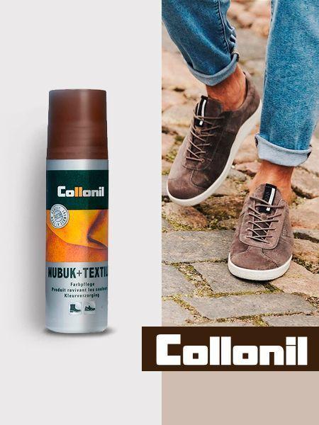 Collonil Жидкий крем для обуви  модель A152, фото, intertop