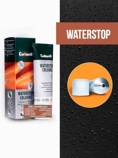 Крем Collonil модель 398 waterstop — фото 2 - INTERTOP