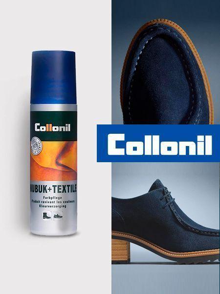 Крем для обуви  Collonil модель 546 nubuk+textil , 2017