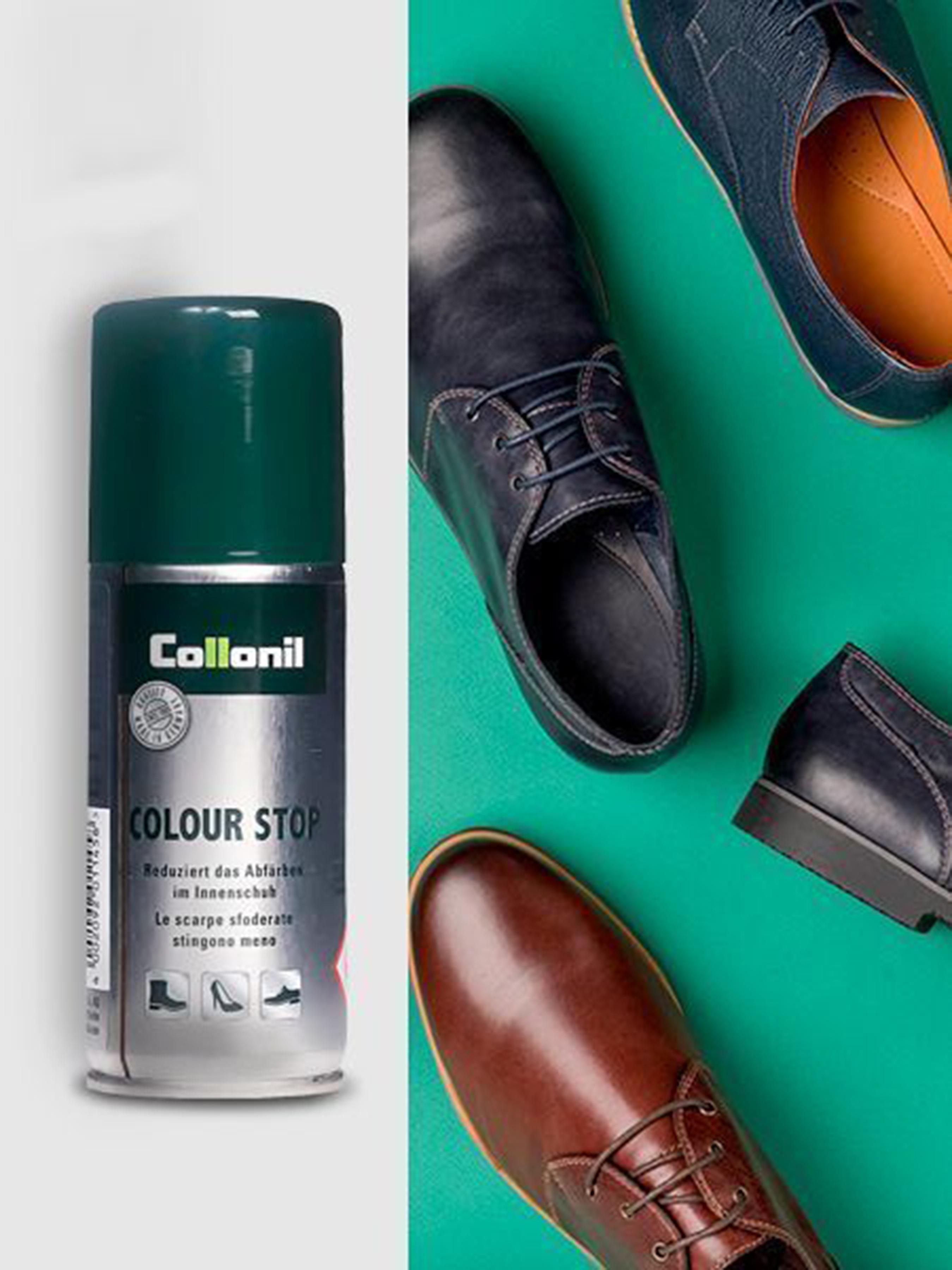Аэрозоль для обуви  Collonil модель A57 качество, 2017