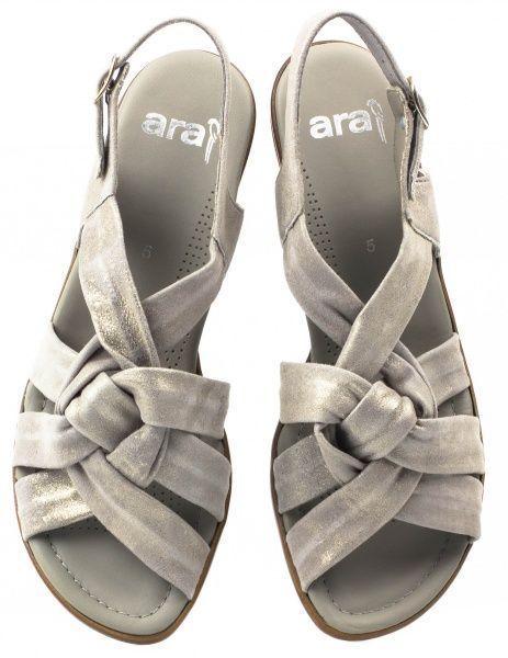 ARA Босоножки  модель AA1184 размерная сетка обуви, 2017