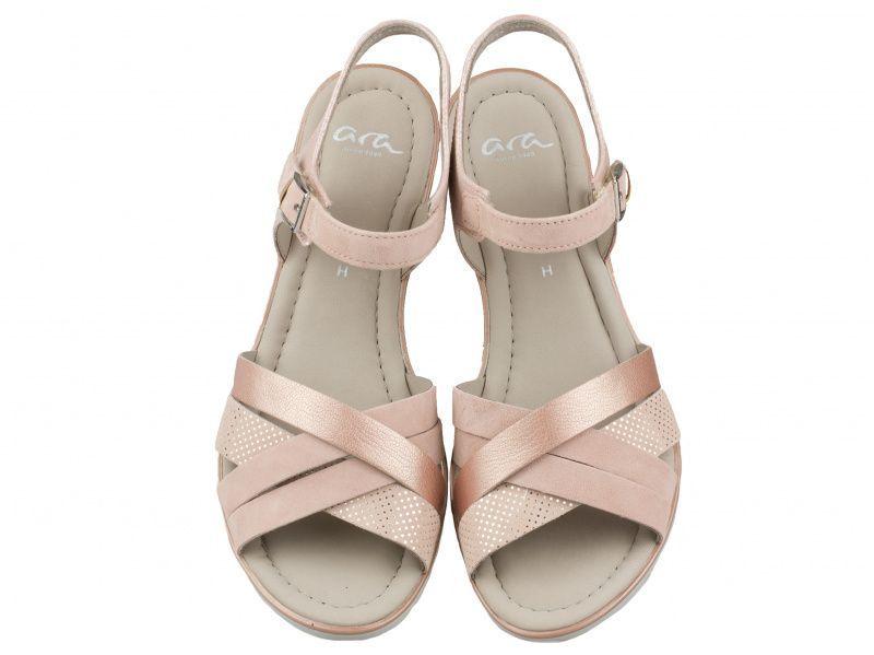 Босоножки женские ARA AA1240 размерная сетка обуви, 2017