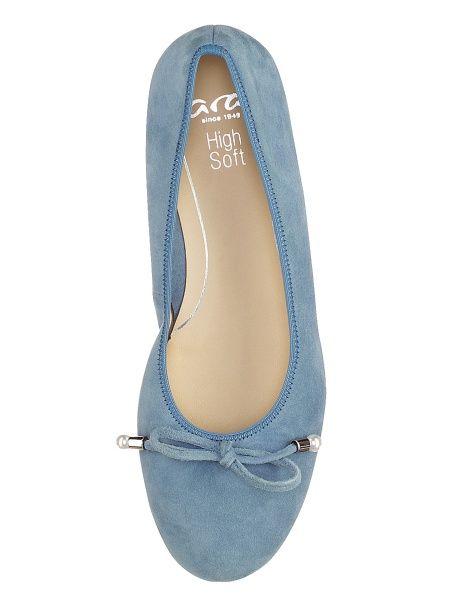 Балетки для женщин ARA SARDINIA AA1256 брендовая обувь, 2017