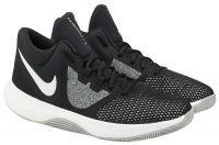 Кроссовки мужские Nike Precision II Black AA7069-001 модная обувь, 2017