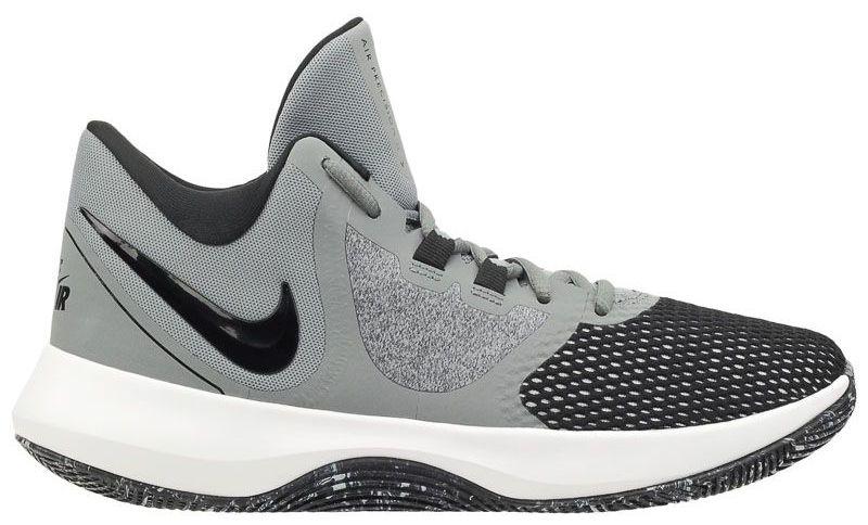 Кроссовки для мужчин Nike Precision II Grey AA7069-011 брендовая обувь, 2017