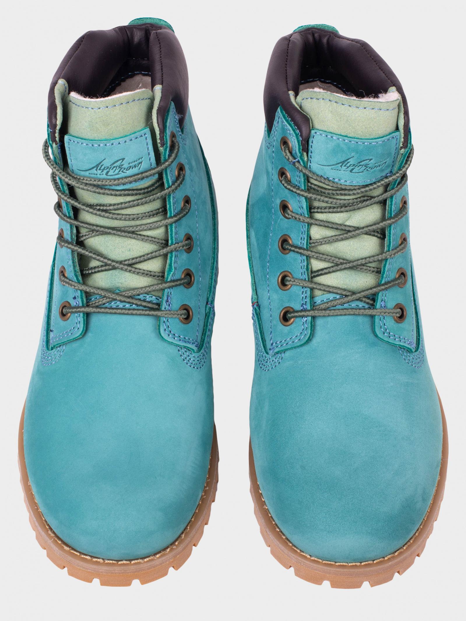 Черевики  для жінок Alpine Сrown ACFW-180429-003 ціна взуття, 2017