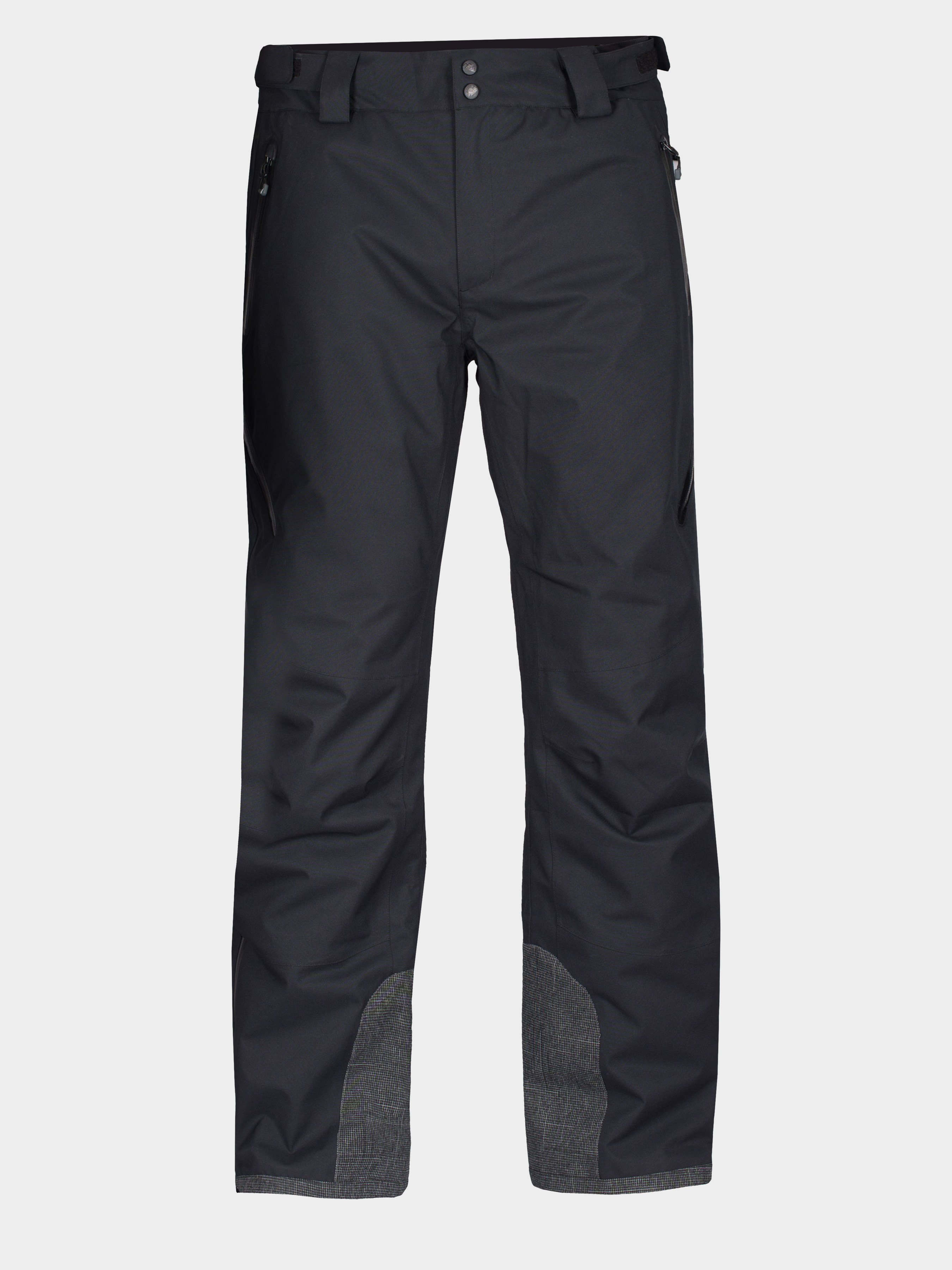 Брюки мужские модель ACSP-170101, Черный  - купить со скидкой