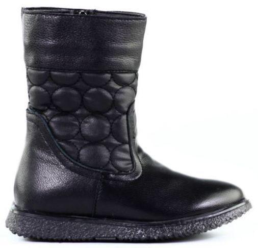Ботинки детские Braska AE117, Черный  - купить со скидкой